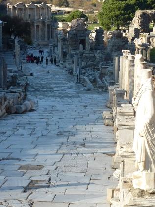 Curetes Street, Ephesus