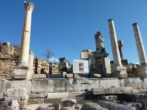 Temple or palace, Ephesus