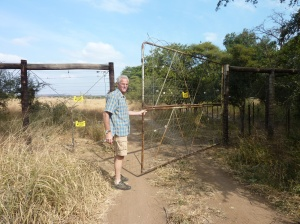 Mapungubwe (96) - boundary fence with electricity