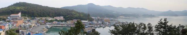 Heuksan-Do harbor